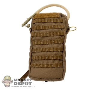 Pack: DamToys MOLLE Hydration Carrier w/Tube