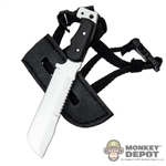 Knife: DamToys Combat Knife w/Scabbard