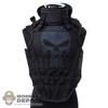 Vest: DamToys Black Revenger Body Armor