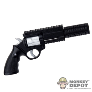 Pistol: DamToys Tactical MOD Revolver