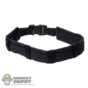 Belt: DamToys Black Padded Duty Belt