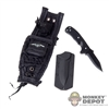 Knife: DamToys PUK Combat Knife w/Sheath