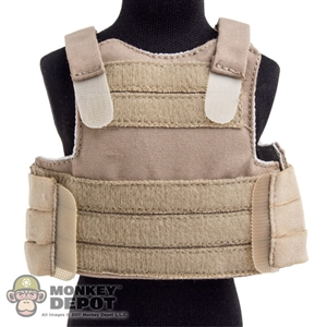 Vest: DamToys Low Profile Body Armor
