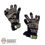 Gloves: DAM Toys Mechanix Work Gloves - Camo