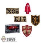 Insignia: DamToys DEVGRU Patch Set