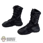 Boots: DamToys Black Tactical Boots