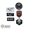 Insignia: DamToys SOC Patch Set