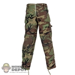 Pants: DamToys Weathered SOF Woodland Camo Pants