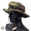 Hat: DamToys Weathered Woodland Camo Jungle Hat