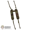Harness: DamToys Woodland Camo H-Harness