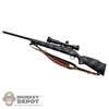 Rifle: DamToys USMC M40A1 Sniper Rifle w/Scope
