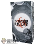 Display Box: DamToys Zombie Killer (EMPTY)