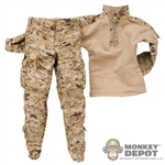 Uniform: DamToys USMC Marpat Uniform