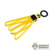 Handcuffs: DAM Toys ASP Flex Yellow
