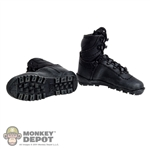 Boots: DamToys Black Assault Boots