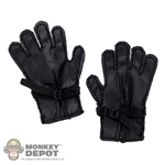 Gloves: DamToys Black Rappelling Gloves