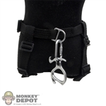 Harness: DamToys Tactical Rappelling Harness w/Petzl Decender