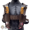 Harness: DamToys Shoulder Harness w/Blood Splattered Knives