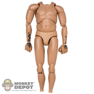 Monkey Depot - Figure: DamToys African American 3.0 Body w