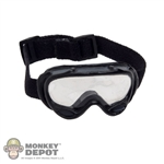 Goggles: DamToys Black A Frame Goggles