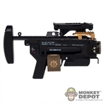 Rifle: DamToys M320 Grenade Launcher w/Rail Mount & Holster