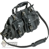 Bag: DamToys Black Leatherlike Weapons Bag
