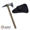 Ax: DamToys Tomahawk Ax w/Sheath