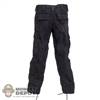 Pants: DamToys Black BDU Pants