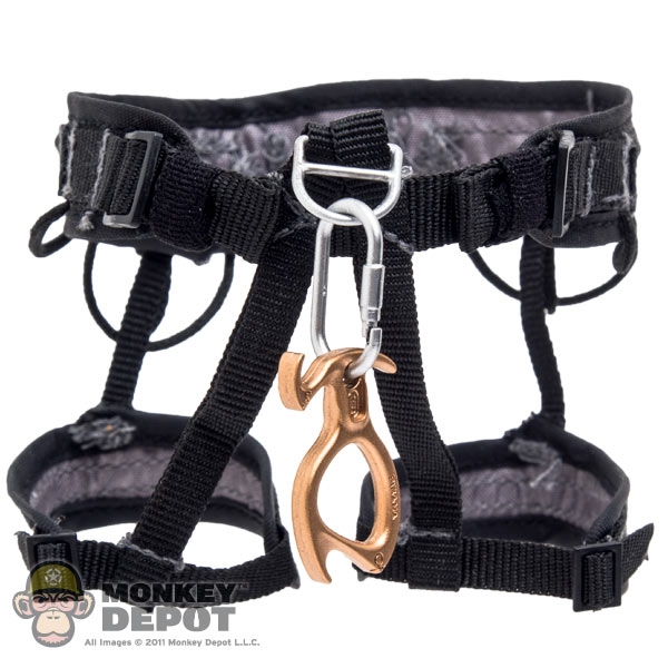 Monkey Depot - Harness: DamToys Tactical Rappelling Harness w/Gold