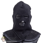 Mask: DamToys 3 Hole Black Balaclava