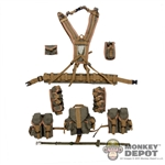 Harness: DamToys Sposn Partizan Harness Webbing System w/Pouches