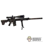 Rifle: DamToys SR-25 w/Scope & Bipod