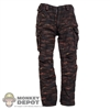 Pants: DamToys Camo Cargo Pants