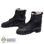 Boots: DamToys Black Paratrooper Boots