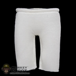 Shorts: DamToys White Padding Shorts