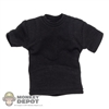 Shirt: DamToys Black T-Shirt w/Padding