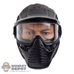 Mask: DamToys Scott Full Face Shield w/Goggles