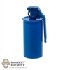 Grenade: DamToys Smoke Grenade (Training Blue)