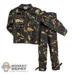 Uniform: DamToys SOF CAMO BDU Uniform