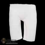 Shorts: DamToys White Padded Shorts