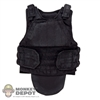 Vest: DamToys Black Defender 2 Low Profile Armor Vest