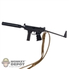Rifle: DamToys PP-91 KEDR Submachine Gun