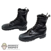Boots: DamToys Black Russian Paratrooper