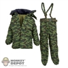 Uniform: DamToys Winter Coat w/BDU Pants & Suspenders (Flora)