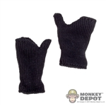 Gloves: DamToys Black Fingerless Gloves