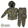 Uniform: DamToys Russian Winter Suit (Kamysh Camo)