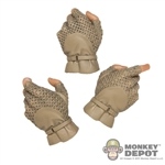 Hands: DamToys Molded Fingerless Gloved Hand Set
