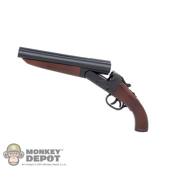Monkey Depot - Rifle: DamToys Sawed Off Double Barrel Shotgun