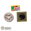Insignia: DamToys British Army In Afghanistan Patch Set
