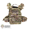 Vest: DamToys Fight Light Plate Carrier Vest